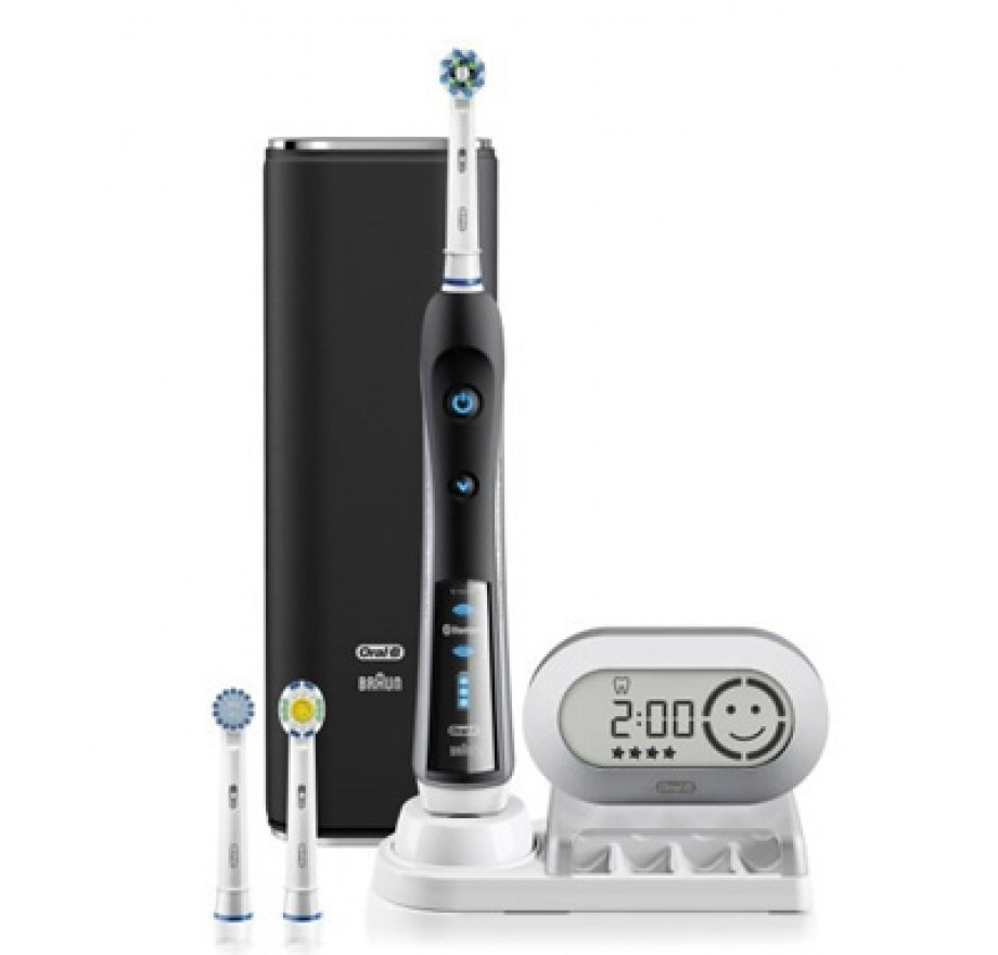 Oral-BBlack 7000 Electric Toothbrush with SmartGuide - ORAL-B - BRAND NAME  ELECTRONICS - Rewards 4cef73d3203b5