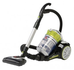 BISSELL Powergroom Multi-Cyclonic Bagless Canister Vacuum