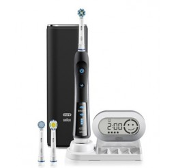 Oral-BBlack 7000 Electric Toothbrush with SmartGuide